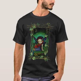Dragonling Garden I gothic fairy dragon Shirt