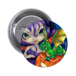 """""""Dragonling querido botón de II"""" Pin Redondo De 2 Pulgadas"""