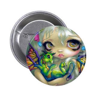 """""""Dragonling querido botón de IV"""" Pins"""