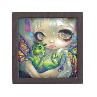 """""""Dragonling querido caja de regalo de IV"""" Cajas De Recuerdo De Calidad"""