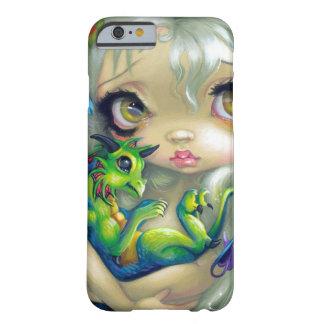 """Dragonling querido caso del iPhone 6 de IV"" Funda De iPhone 6 Barely There"