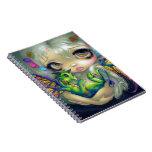 """""""Dragonling querido cuaderno de IV"""""""