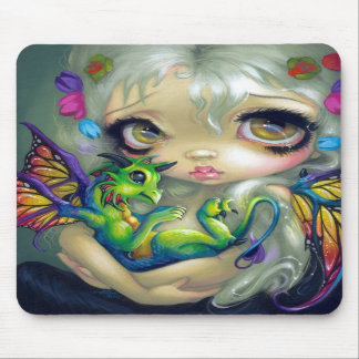 """Dragonling querido IV"" Mousepad"