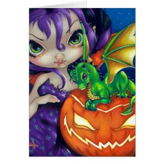"""""""Dragonling querido tarjeta de felicitación de II"""""""
