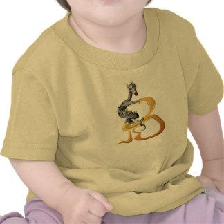 Dragonlore Initial B T Shirt