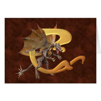 Dragonlore Initial C Card