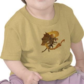 Dragonlore Initial C T-shirt