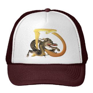 Dragonlore Initial D Trucker Hat