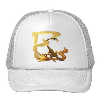 Dragonlore Initial E Trucker Hat