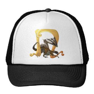 Dragonlore Initial N Trucker Hat