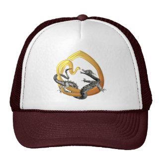 Dragonlore Initial O Trucker Hat
