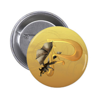 Dragonlore Initial P Button