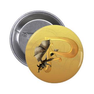 Dragonlore Initial P Button