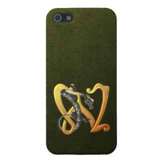Dragonlore Initial W iPhone 5 Cases