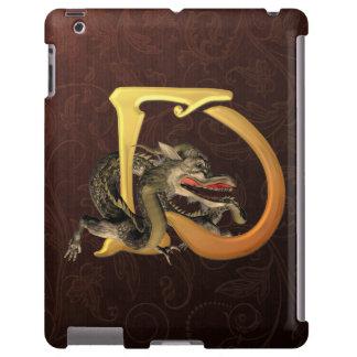 Dragonlore Initials D