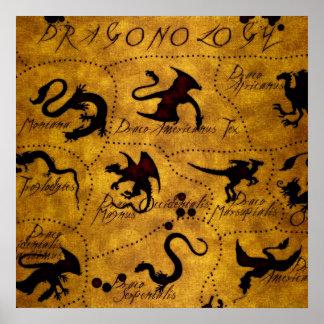 Dragonology 1 póster