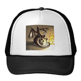 DragonRage4 Mesh Hat