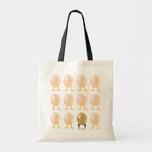 dragons and chickens eggs Bag
