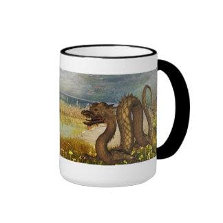Dragons at the Lake Mug