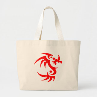 dragons canvas bags