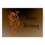 Dragons & Bat bronze Cards