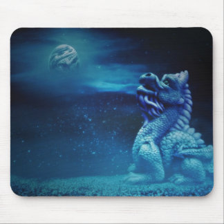 Dragon's Breath Mouse Pad