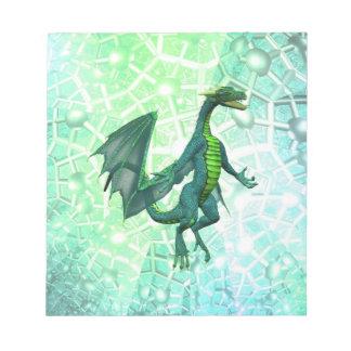 Dragons Breath Notepad