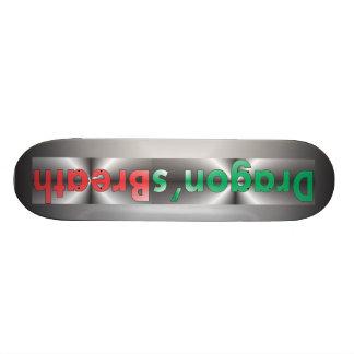 Dragon's Breath Skateboard Deck