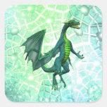 Dragons Breath Stickers