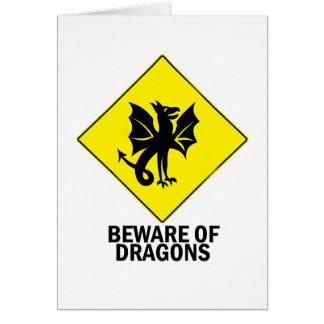 Dragons Card