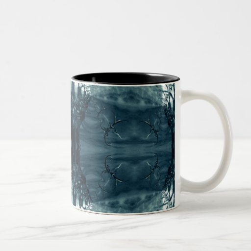 Dragon's Castle Coffee Mugs