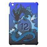 """Dragons """"Class Of"""" Black and Blue Cover For The iPad Mini"""