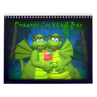 Dragons Cocktail Bar Calendars
