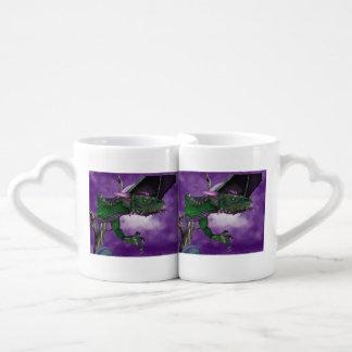Dragons Couples Coffee Mug
