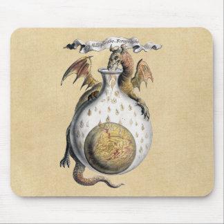 Dragon's Crucible Mouse Pad
