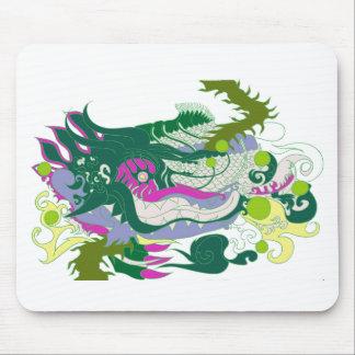 Dragons Den Pastel Mousepad