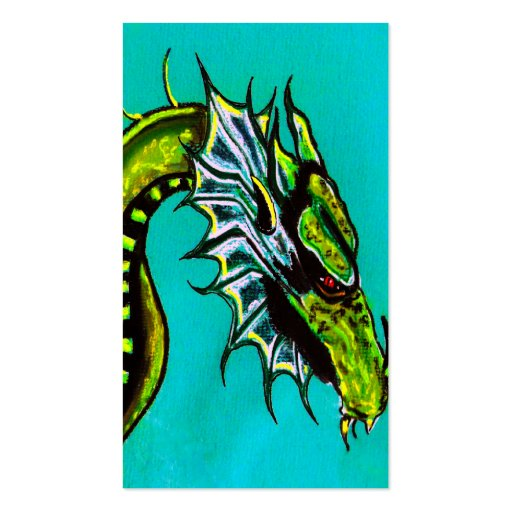 dragons Double-Sided standard business cards (Pack of 100)