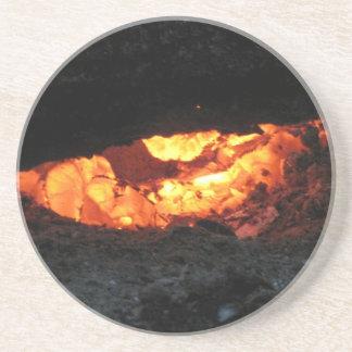 Dragons Eye Sandstone Coaster