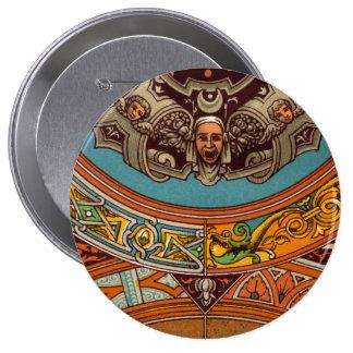 Dragons & Gargoyles Button