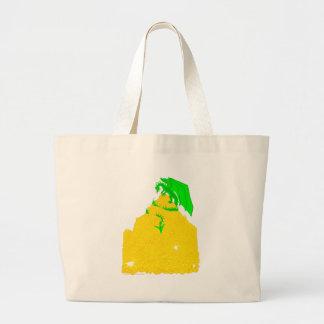 Dragon's Greed Tote Bag