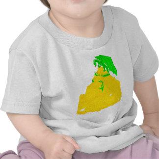 Dragon's Greed T-shirts