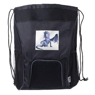Dragons Drawstring Backpack