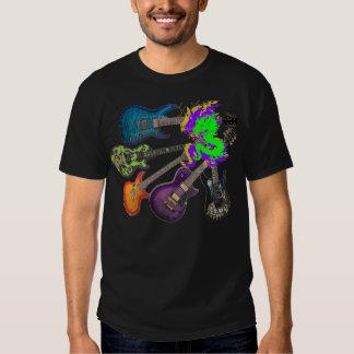Dragons & Guitars Rule T-shirt