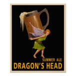 Dragon's Head Print