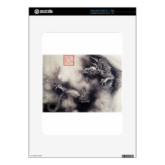 Dragons in the Mist iPad Decals
