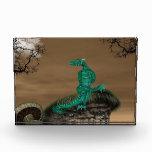 Dragons Lair Acrylic Award