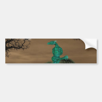 Dragons Lair  Bumper Stickers