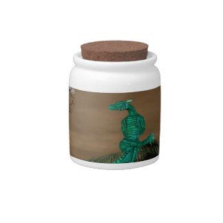 Dragons Lair  Candy Jar