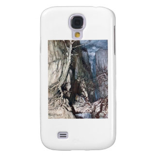 dragons lair galaxy s4 cases