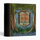 Dragons Lair Fantasy Notebook 3 Ring Binders